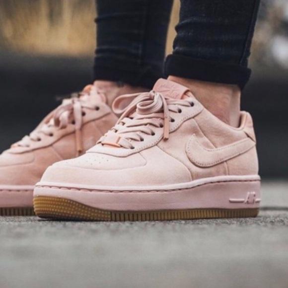 Men's Nike Air Force 1 Low Particle Pink Gum sz 9